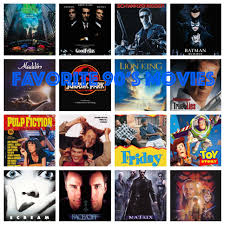 my top 10 favorite films of the 90s