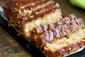 chickpea veggie loaf vegan richa