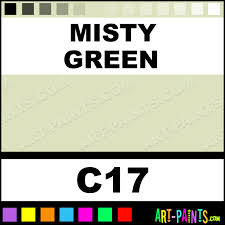 misty green casual colors spray paints aerosol decorative paints