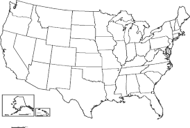 outline map of us clipart free map usa outline major tourist attractions maps