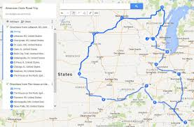 Wisconsin Road Map American Gods By Neil Gaiman A Reading Roadtrip
