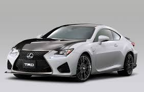 lexus sports car white lexus trd rc f circuit club sport parts