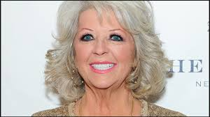 is paula deens hairstyle for thin hair hayes grier on dwts reports say paula deen joining cnn