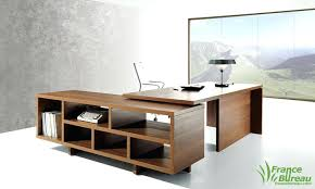 bureau de direction blanc bureau moderne design moderne table mobilier de bureau design de