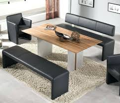 Dining Room Bench Seat with Dining Table Ideas Corner Bench Set Fashionable Idea Garden