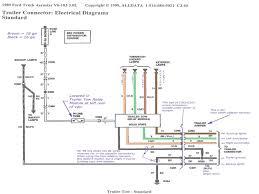 trailer lights wiring diagram autobonches com