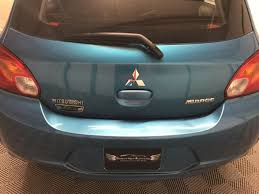 mitsubishi mirage 2015 black 2015 mitsubishi mirage de auto power pack city ok direct net auto