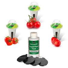 miracle gro aerogarden red heirloom cherry tomato seed pod kit 7