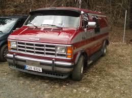 Dodge Ram Van - 1987 dodge ram van 5 2 317 cui v8 gasoline 130 kw