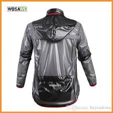 bicycle jackets for ladies wosawe rain jacket cycling jersey waterproof windproof ropa ciclismo