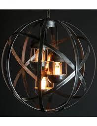 Orb Chandelier Orb Chandelier Residential Lighting