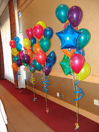 mylar balloon bouquet balloon bouquet denver balloons in denver