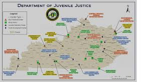 Ky Road Map Department Of Juvenile Justice Welcome