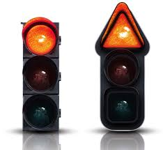 A Flashing Yellow Signal Light Means Edward Tufte Forum Traffic Light Colors