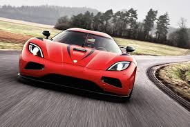 koenigsegg agera r koenigsegg fastest cars in the world digital trends