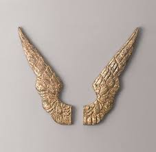 Wings Wall Decor Small Gilt Angel Wings