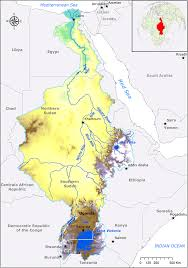 Congo River Map Hydrological Modeling Of Large River Basins How Much Is Enough