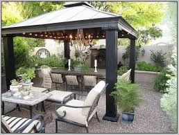 Gazebos For Patios 25 Metal Gazebo Designs And Great Outdoor Furniture Placement