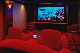 private movie theatre house decor pinterest house
