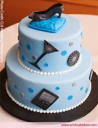 fashion birthday cake birthday cakes