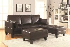 Brown Leather Chair With Ottoman Brown Leather Sofa Bed And Ottoman Set Steal A Sofa Furniture
