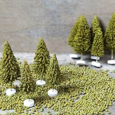 miniature trees model trees mini trees miniature pine trees