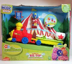 Backyardigans Movies Backyardigans Bobblin Musical Circus Train Fisher Price Pablo