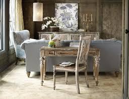Hooker Furniture Dining Room Hooker Furniture Chatelet King Upholstered Mantle Panel Bed With