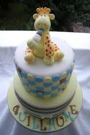 8 Best Tortas Jirafa Images On Pinterest Cake Giraffe Birthday