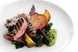 leg of lamb recipe with roasted beetroot great british chefs