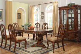 fancy round glass dining room sets round glass dining table 4 nice
