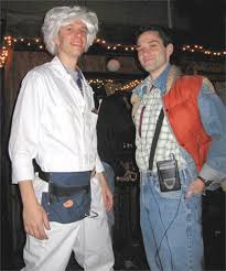 back to the future costume american poppowwow