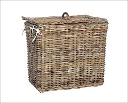 Popup Laundry Hamper by Furniture Wide Laundry Basket Three Bin Laundry Hamper Bamboo