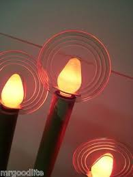noma 7 light c 7 electric candles so need these