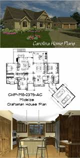Empty Nest Floor Plans 79 Best House Plans For Downsizing Images On Pinterest Open