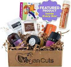 vegan gift baskets always up to date guide to vegan subscription boxes