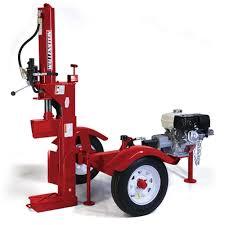 tracteur en bois tracteur et équipement wallenstein fendeuse à bois année 2017