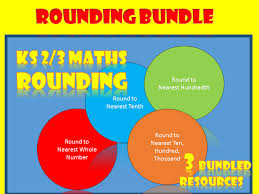 rounding decimals maths worksheets for ks2 and ks3 by