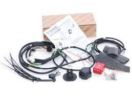 genuine toyota 7 pin electric kit without indicator lights 120