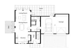 house floor plan simple floor plans open house small simple house