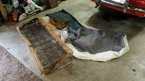 Cotton Batting Upholstery Seat Bottom And Upholstery Kit Metropolitan