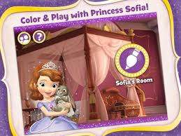 sofia the first color and play android apps on google play