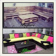 Build Outdoor Sectional Sofa Build Outdoor Furniture From Pallets Modrox Com