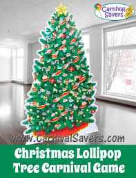 holiday christmas lollipop tree game