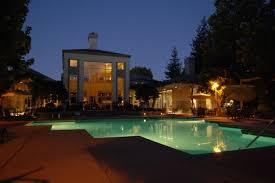 Vista Landscape Lighting by Bella Vista Luxury Apartments Rentals Santa Clara Ca