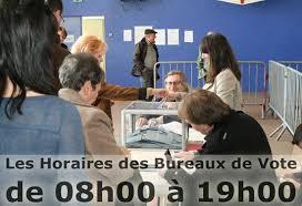 horaires bureaux de vote européennes 2014 les horaires des bureaux de vote à la seyne sur