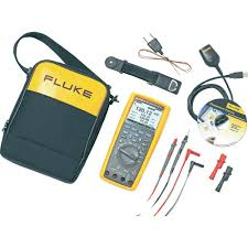 handheld multimeter digital fluke 289 eur calibrated to