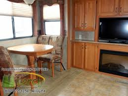 Durango 5th Wheel Floor Plans by Used 2010 Kz Durango 1500 275re Fifth Wheel Rv For Sale In Central