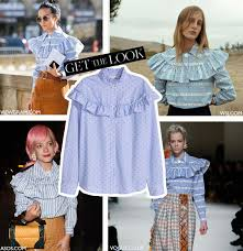 h m blouse get the miu miu look with h m s blouse today i m wearing