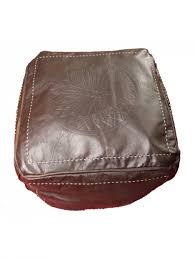 Large Leather Storage Ottoman Coffee Table by Ottomans Ottoman Large Ottoman Large Round Red Ottoman Leather